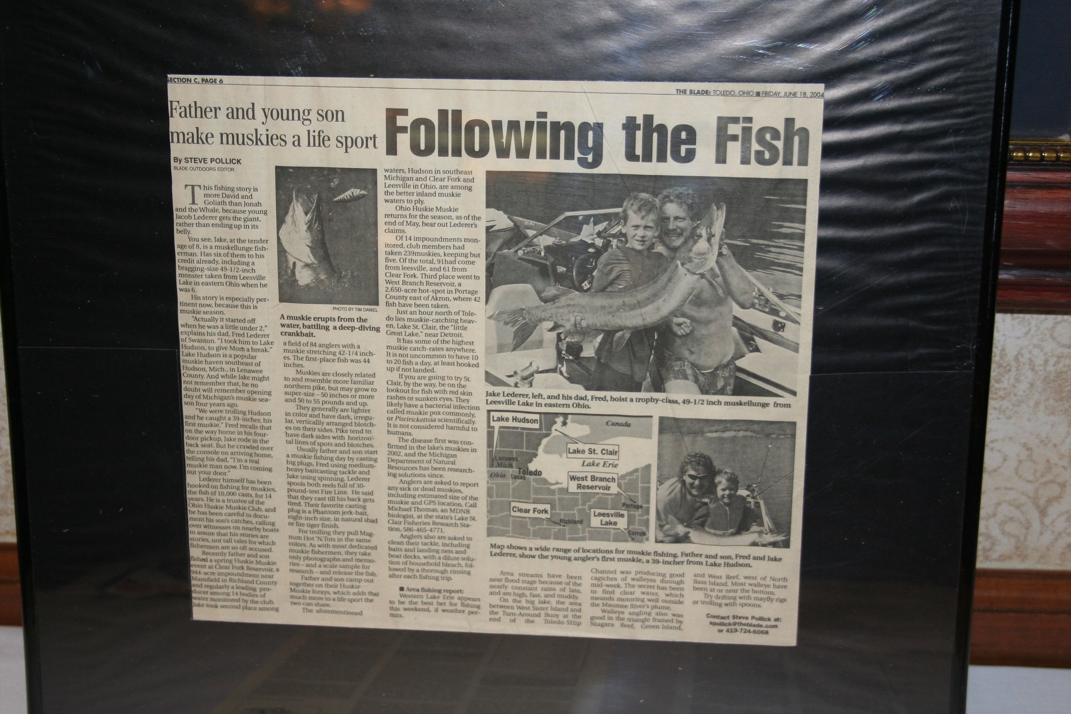 Fred and Jake Article
