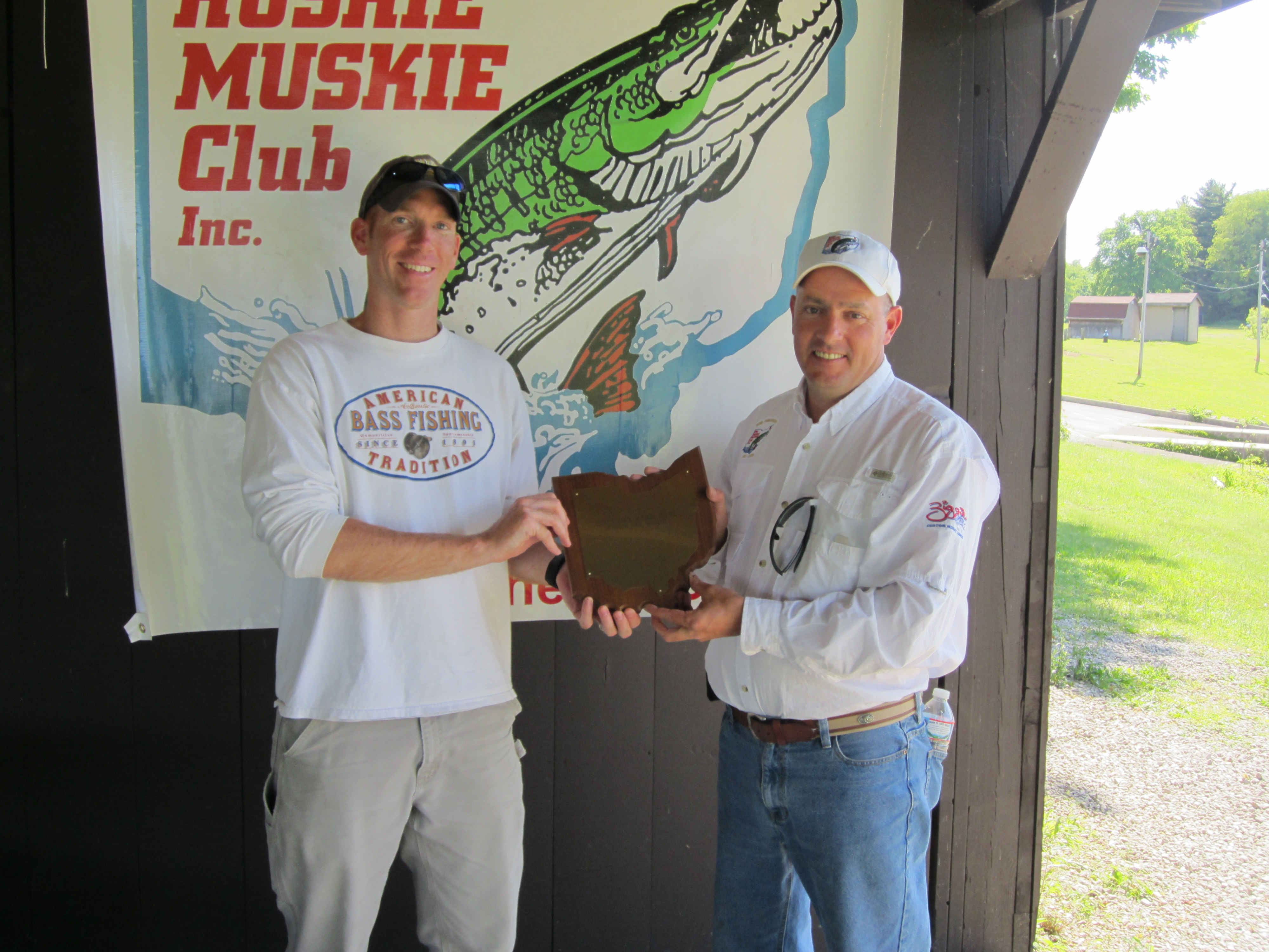 Nick Radabaugh Winner of OHMC 2014 Division Day