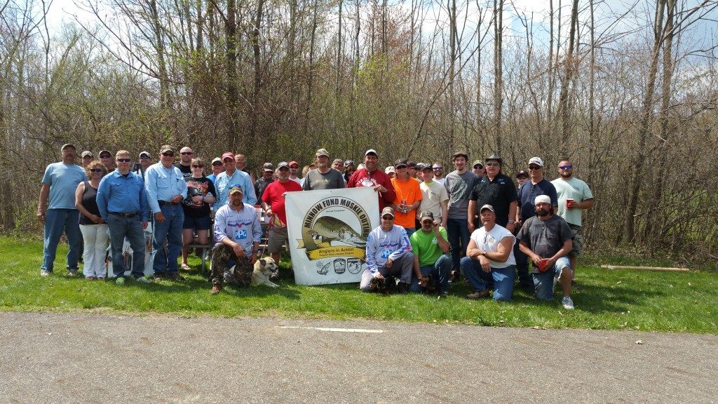 2015 Minnow Fund Muskie Outing