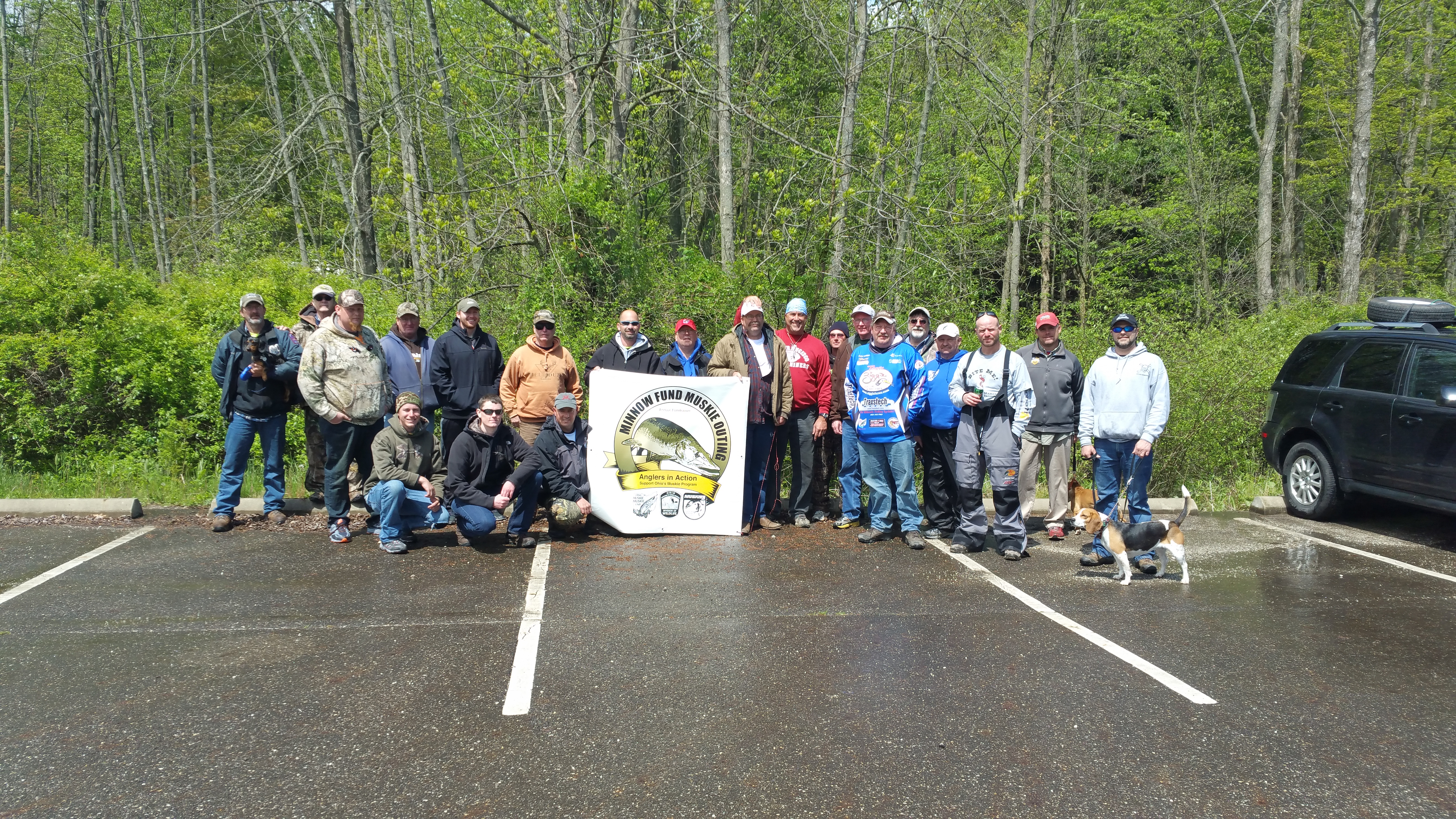 2016 Minnow Fund Outing Group Photo