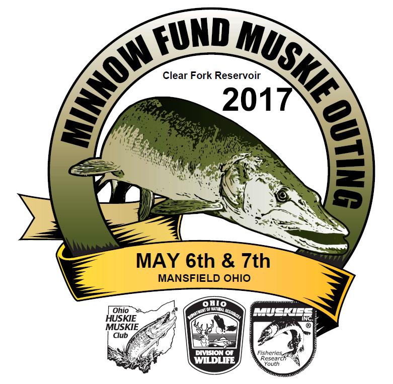 2017 Minnow Fund Muskie Outing Logo
